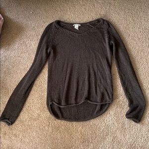 H&M knit long sleeve